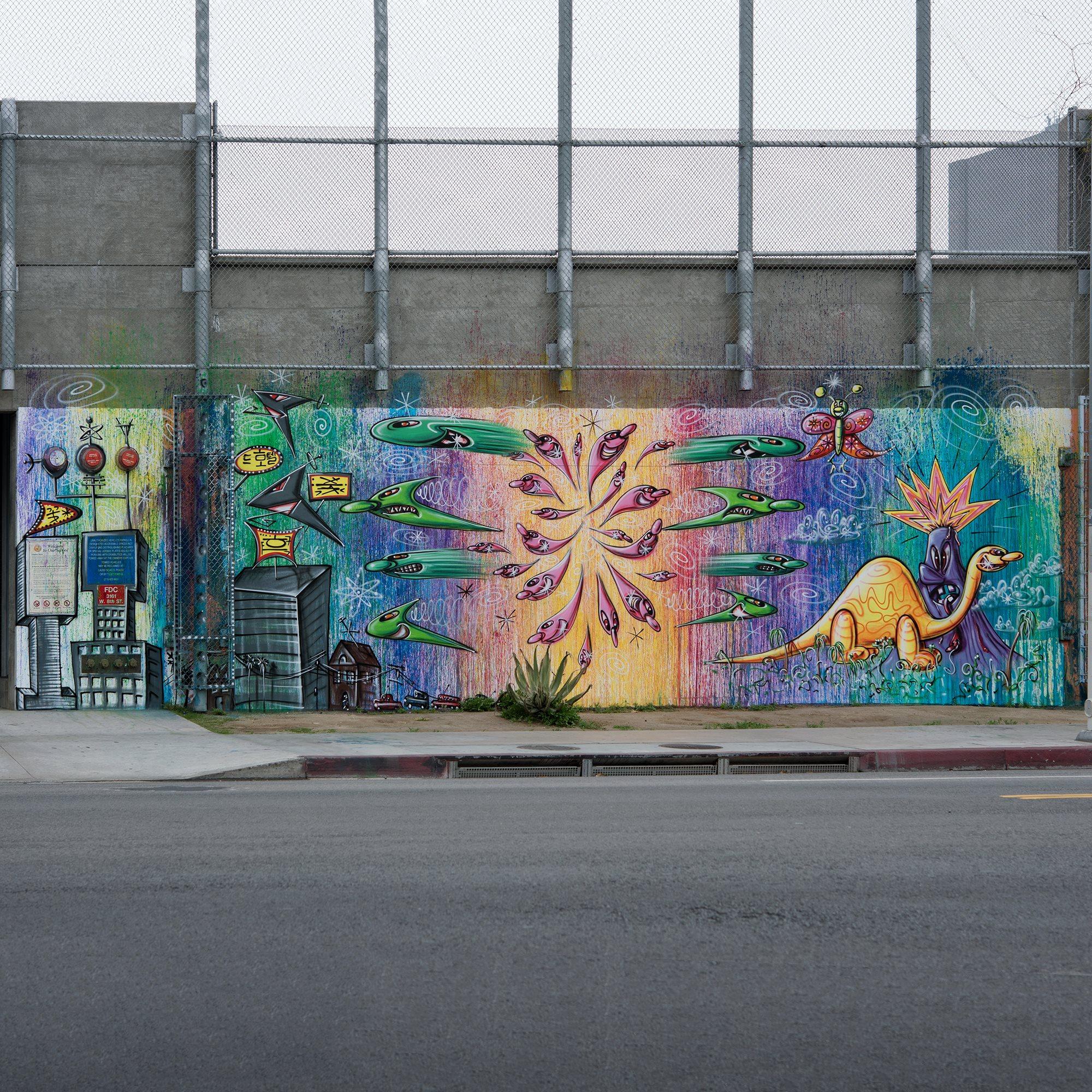 Rfk mural festival branded arts for Mural festival